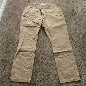 Like new Express men's chinos